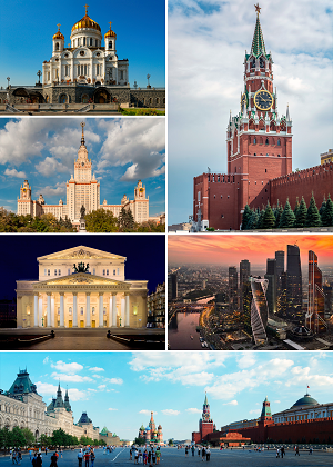 Moscow Beauty