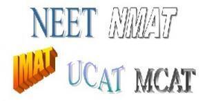 NMAT NEET MCAT IMAT